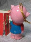 画像2: ポーキーピッグ・クリスマスオーナメント(箱) (2)