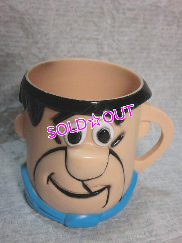 画像1: フレッド・プラスチック製マグカップ (1)