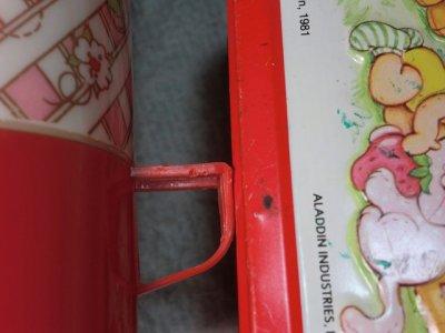 画像1: ストロベリーショートケーキランチボックス
