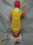 画像2: ロナルド電話機(マクドナルド) (2)