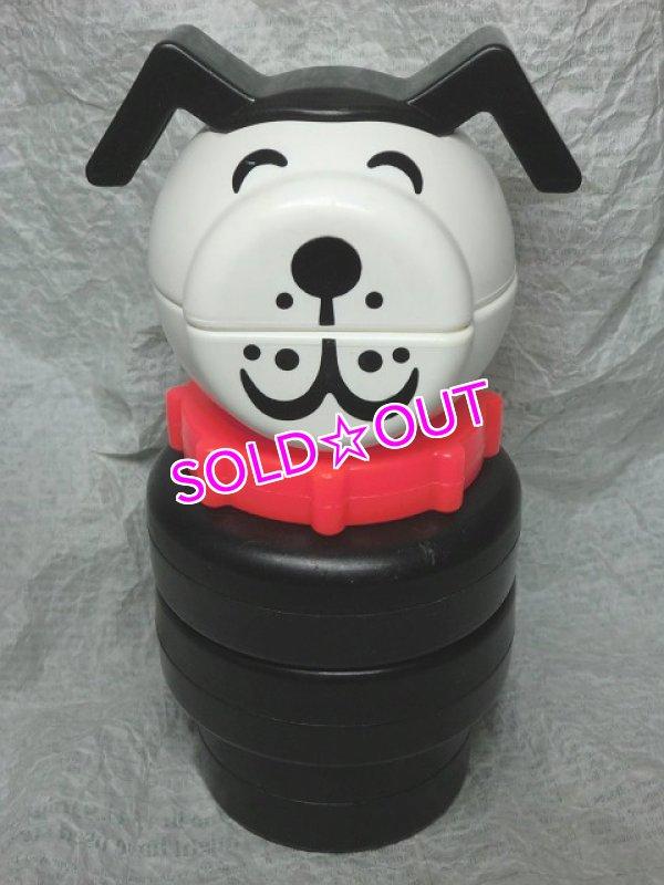 画像1: フィッシャープライス・犬パズル (1)