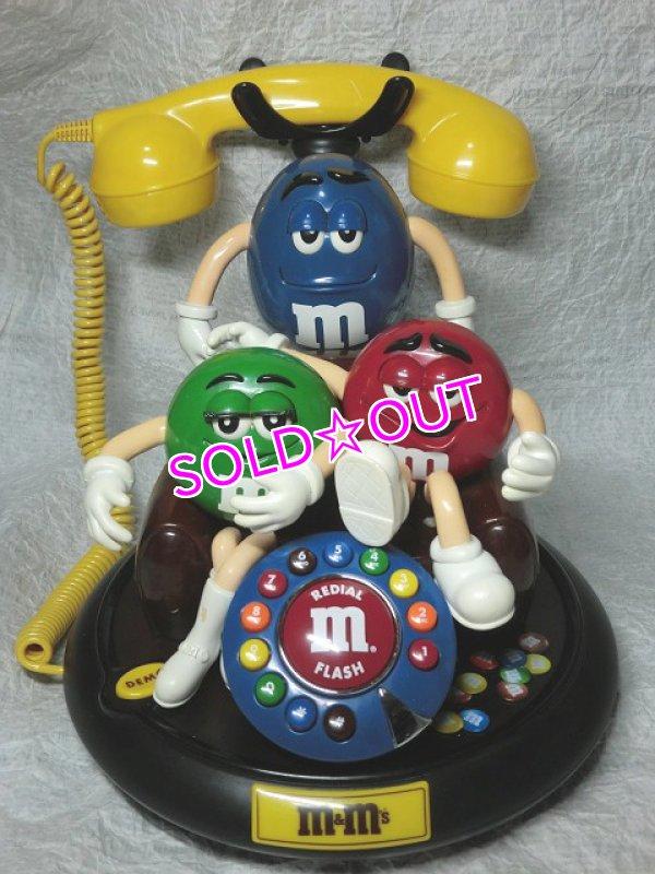 画像1: m&m's電話機 (1)