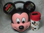 画像9: ミッキーマウス・ランチキット水筒付きB (9)