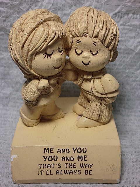 画像1: メッセージドール me&you (1)