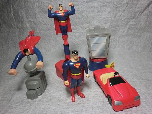 画像1: スーパーマン・バーガーキング (1)