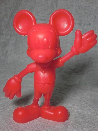 画像1: ミッキーマウス・フィギュア (1)