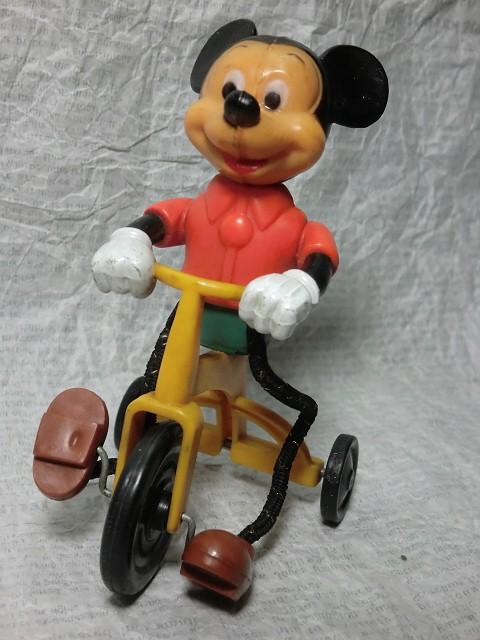 画像1: ミッキーマウス・トライシクル (1)