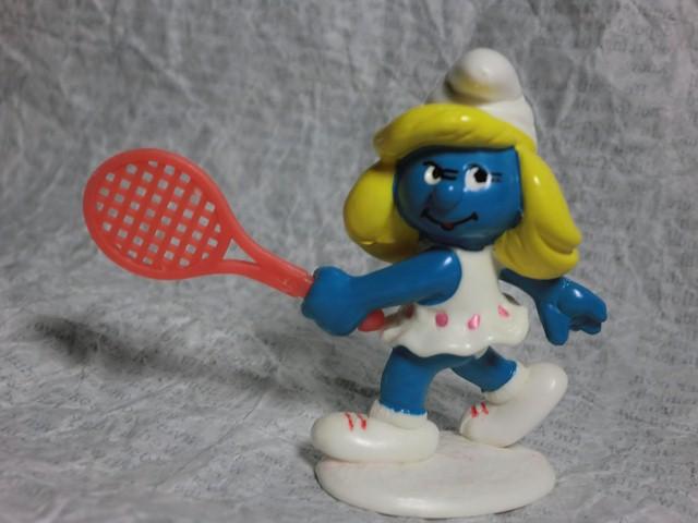 画像1: スマーフェットPVC(テニス) (1)
