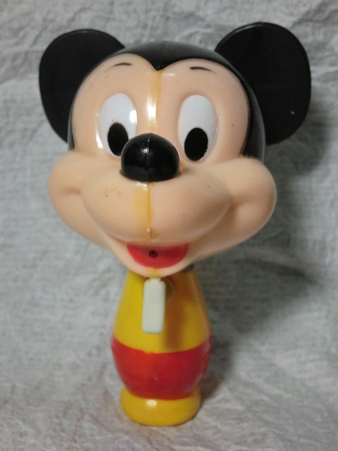 画像1: ミッキーマウス水鉄砲 (1)