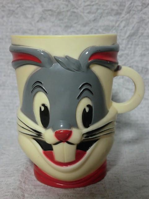 画像1: バッグスバニー・マグカップ (1)