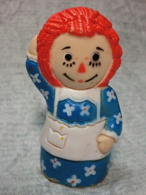画像1: ラガディ・アン指人形 (1)