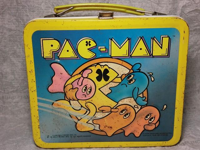 画像1: パックマン・メタルランチボックス (1)