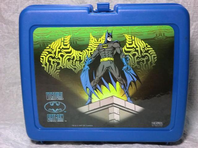 画像1: バットマン・ランチボックス (1)