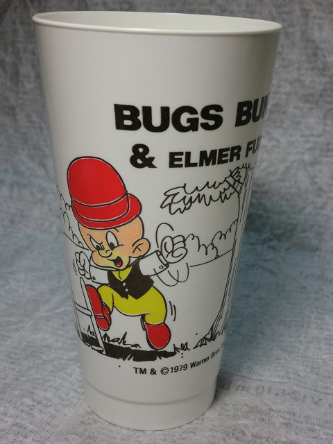 ビンテージ1979ワーナールーニーテューンズカップ