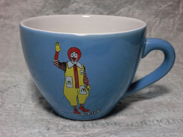 画像1: マクドナルド・ロナルドマグカップ (1)