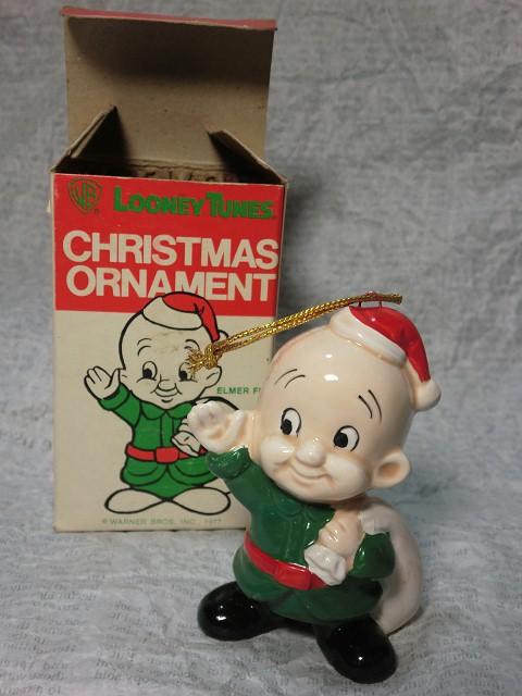 画像1: エルマーファッド・クリスマスオーナメント(箱) (1)