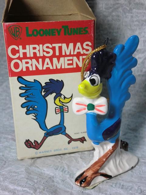 画像1: ロードランナー・クリスマスオーナメント(箱) (1)