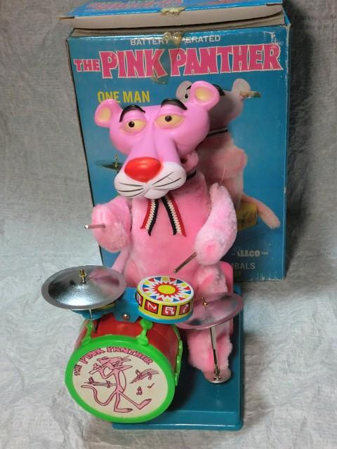 画像1: ピンクパンサー・ワンマンバンド (1)