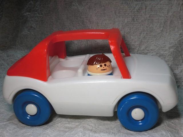 画像1: リトルタイクス・ファミリーカー (1)