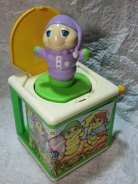 画像1: グローワームびっくり箱 (1)