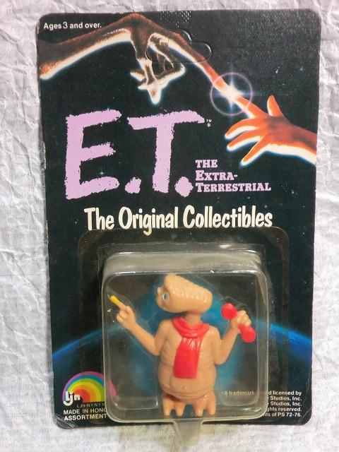 画像1: E.T.フィギュア電話 (1)
