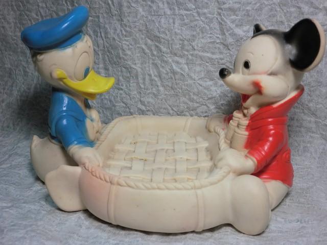 画像1: ミッキーマウス&ドナルドダックラバードール (1)