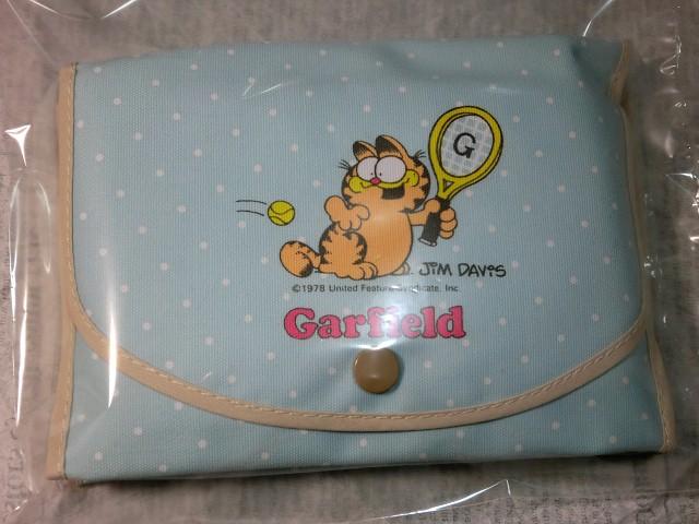 画像1: ガーフィールドお弁当袋 (1)