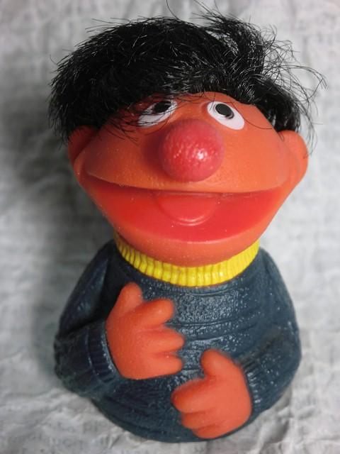 画像1: アーニー指人形 (1)