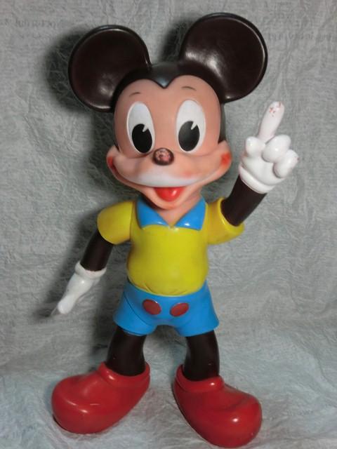 画像1: ミッキーマウス・ラバードール (1)