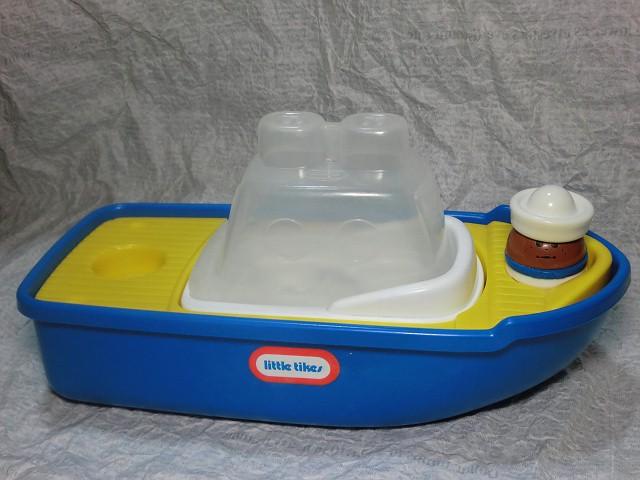 画像1: リトルタイクス・ボート (1)
