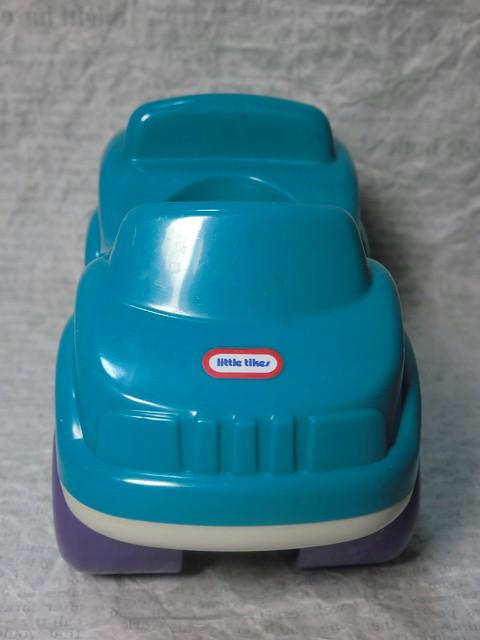 画像1: リトルタイクス車(グリーン) (1)