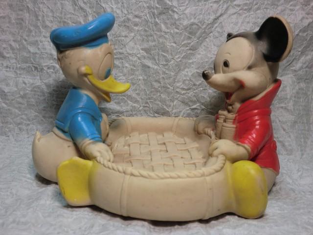 画像1: ミッキーマウス&ドナルドダックラバードールD (1)