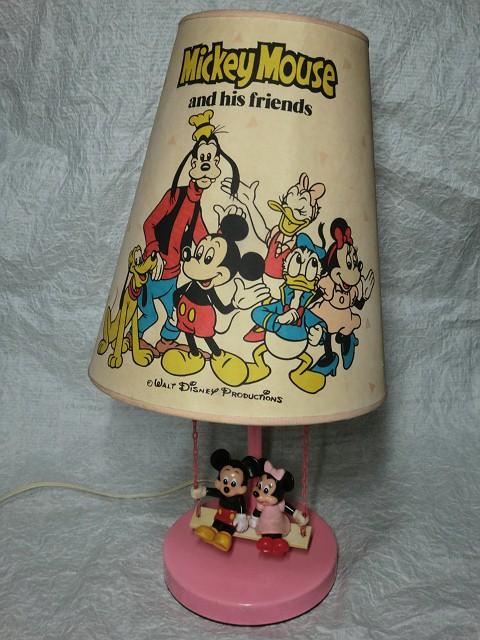 画像1: ディズニー・ランプ (1)
