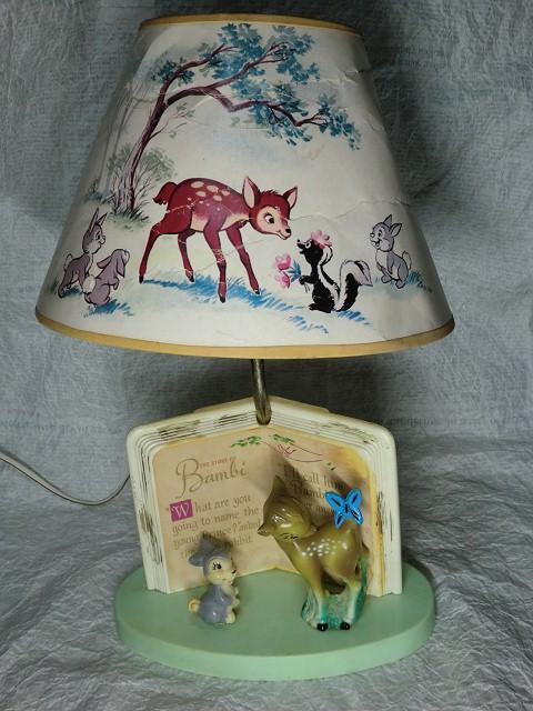 画像1: バンビ・ランプ (1)