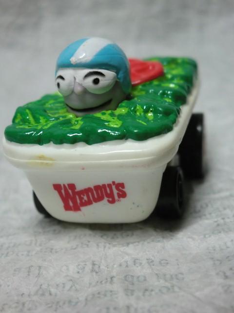 画像1: ウェンディーズレーサー・サラダ (1)