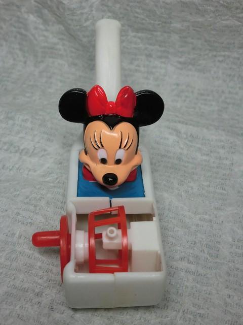 画像1: ミニーマウス・シャボン玉パイプ (1)