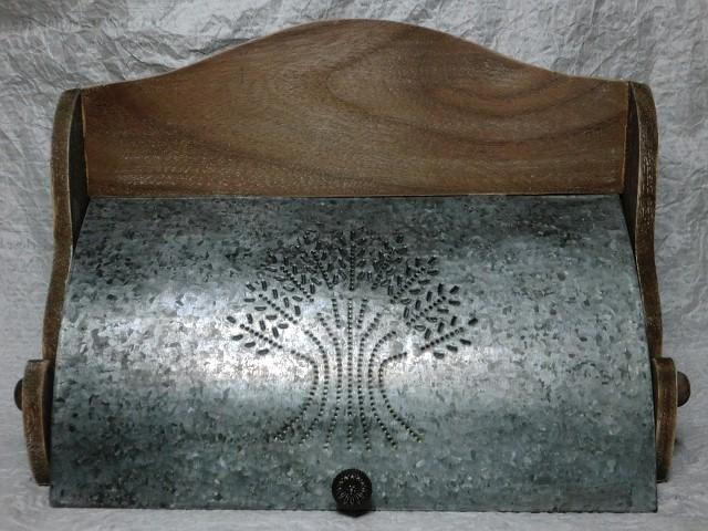画像1: キッチンペーパーホルダー (1)