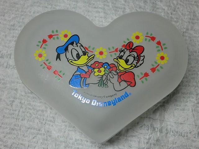 画像1: ドナルド&デイジー小物入れ (1)