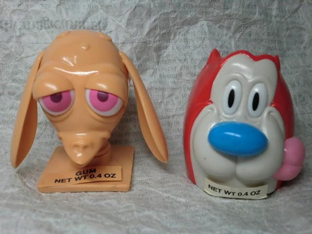 画像1: レンとスティンピー・キャンディトップス (1)