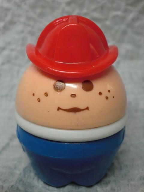 画像1: トドルトッツ消防士(ブルーボトム)1 (1)