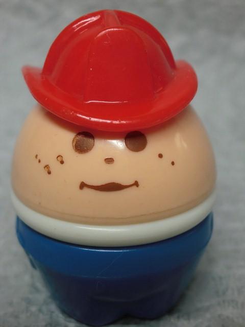 画像1: トドルトッツ消防士(ブルーボトム)2 (1)