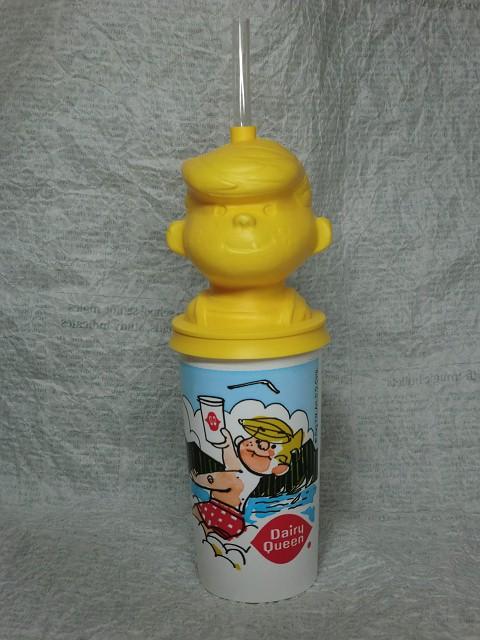 画像1: わんぱくデニス・ドリンクカップ (1)