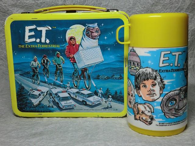 画像1: E.T.ランチボックス (1)