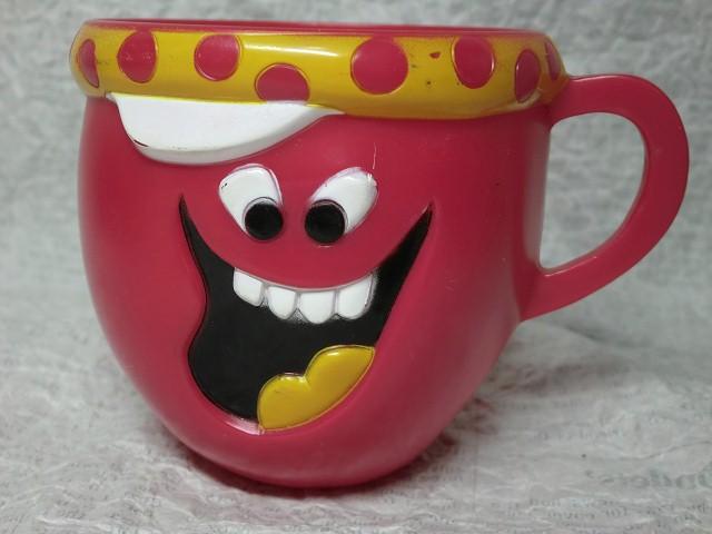 画像1: ラウドマウスパンチ・マグカップ(ファニーフェイス) (1)