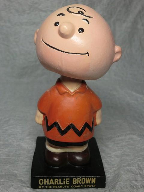 画像1: チャーリーブラウン・ボブルヘッド (1)