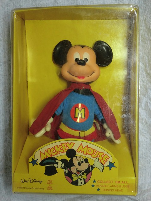 画像1: スーパーミッキー・ドール (1)