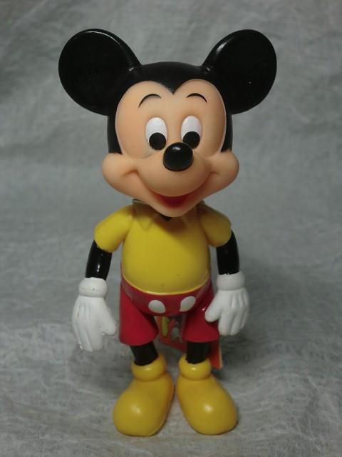 画像1: ミッキーマウス・ジョイントフィギュアB (1)