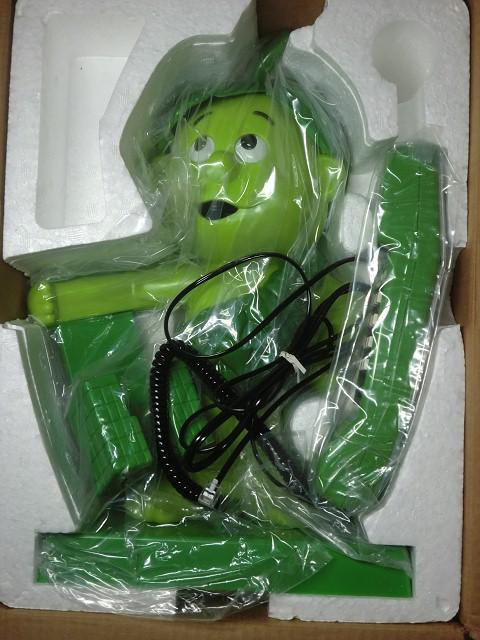 画像1: リトルスプラウト電話機 (1)